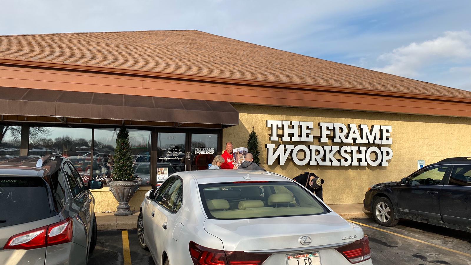 @ The Frame Workshop, Appleton, WI (2019-11-16)