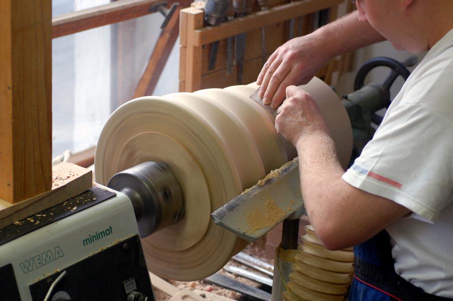 005 - Ersatzteilherstellung Stiefel