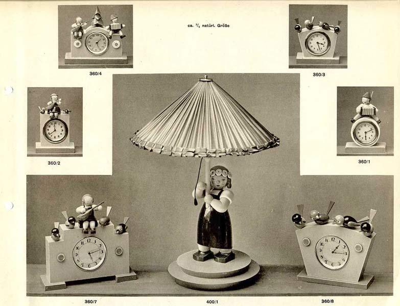 Katalog 1938 Seite 2