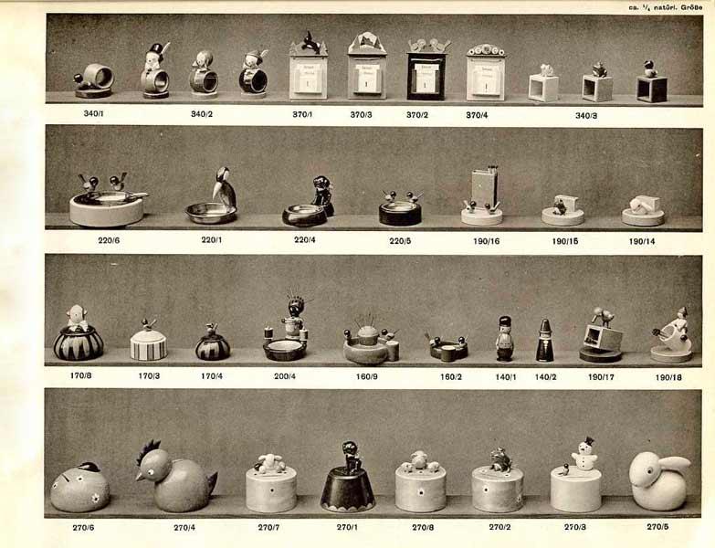 Katalog 1938 Seite 6
